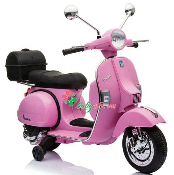 New Vespa Px150 Licensed Ride On Motorcycle (1)