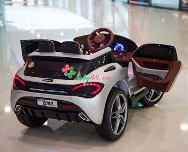 Xe O To Dien Tre Em Mercedes 2020 Cum Den Sau