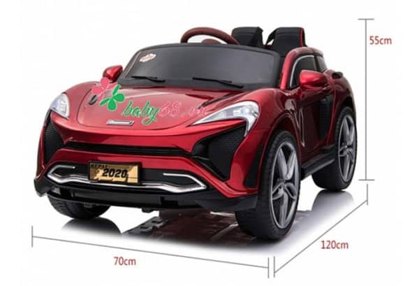 Xe O To Dien Tre Em Mercedes 2020 Kich Thuoc