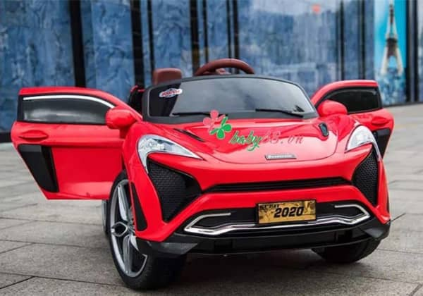 Xe O To Dien Tre Em Mercedes 2020 Red
