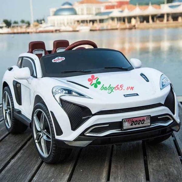 Xe O To Dien Tre Em Mercedes 2020 White