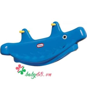 0011465 Bap Benh Lon Little Tikes Mau Xanh Lt 487900070