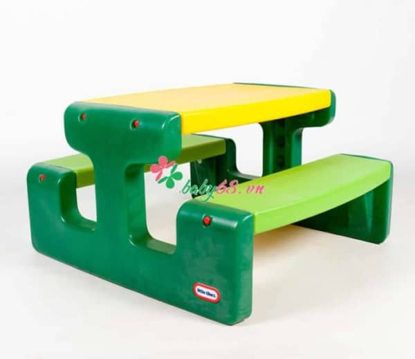 Large Picnic Table Evergreen 3 1200x1040