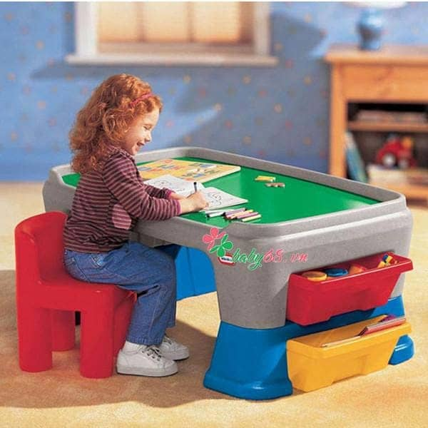 Easy Adjust Play Table L5 600x600