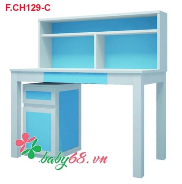 0012645 Ban Hoc Co Gia Sach Go Tu Nhien Bh07