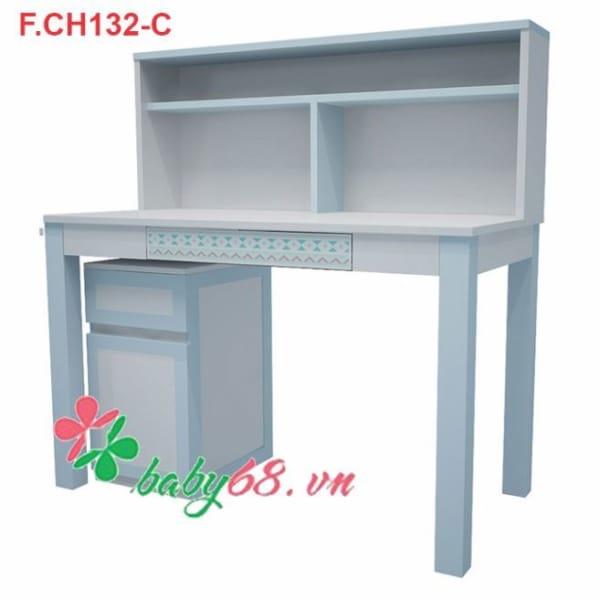 0012646 Ban Hoc Co Gia Sach Go Tu Nhien Bh07