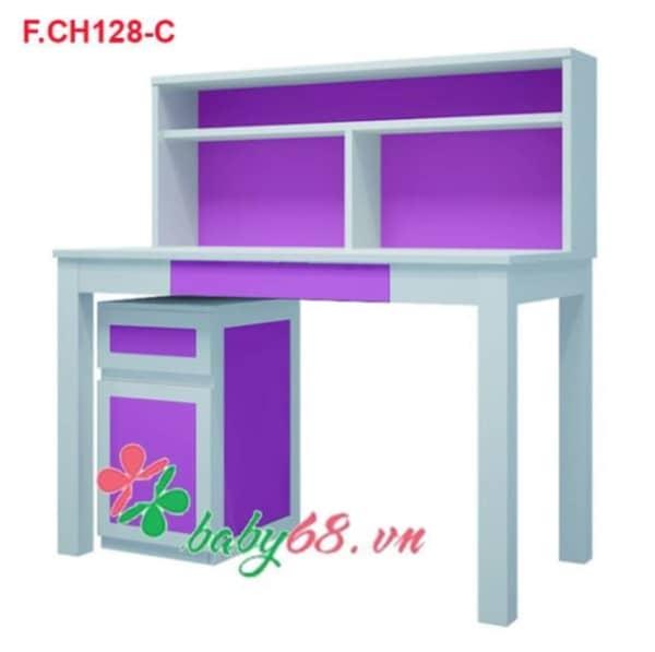 0012647 Ban Hoc Co Gia Sach Go Tu Nhien Bh07