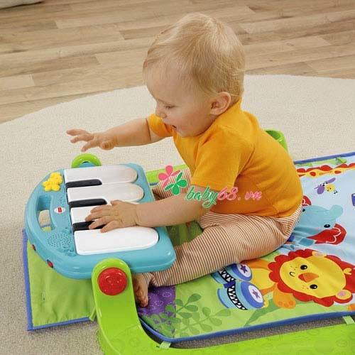 Tham Nam Choi Piano Fisher Price Bmh49 4