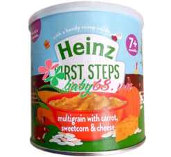 Bot Ngu Coc Ca Rot Pho Mai Va Bap Heinz 200g 1