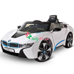 Xe O To Dien Bmw I8 8